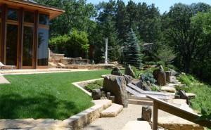 Frank Lloyd Wright Garden Project