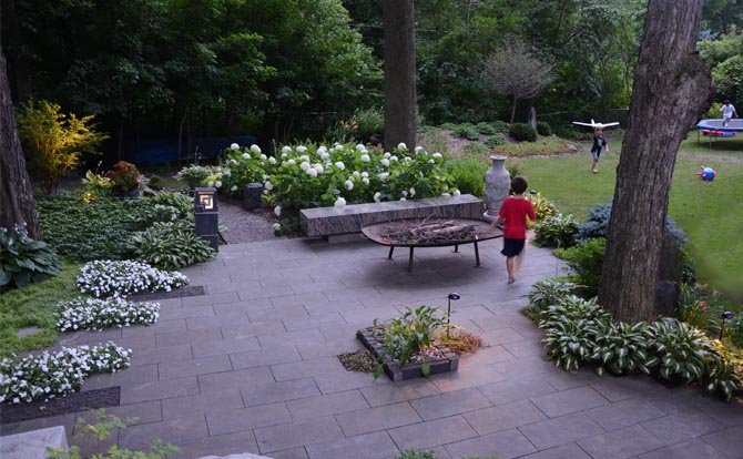 Fabulous Simple Paver Patio Designs 670 x 414 · 88 kB · jpeg