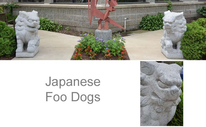 Japanese Foo Dogs